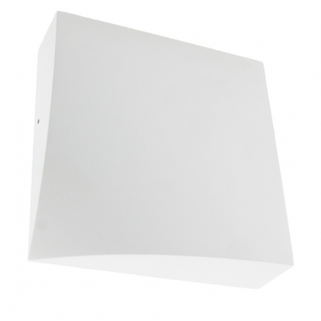 Aplique de pared LED Porrima Blanco