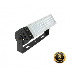 Foco proyector LED SMD Luxeon Lumileds DOVER 50W, Industrialed