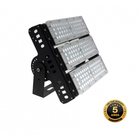 Foco proyector LED SMD Luxeon Lumileds DOVER 150W, Industrialed