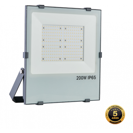 Foco proyector LED SMD GRAFITO 200W