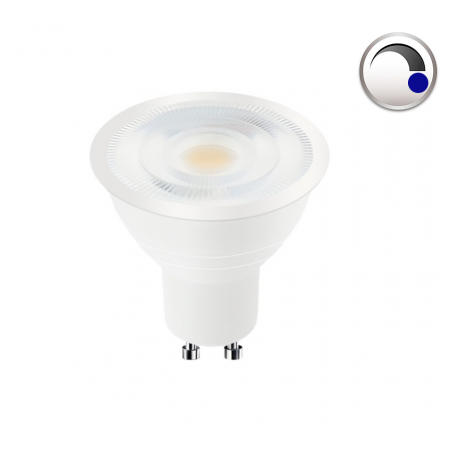 Bombilla LED Dicroica GU10 SMD 6W 45º REGULABLE ADVANCE