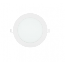 Downlight panel LED Circular 12W Ø165mm