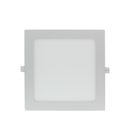 Downlight panel LED Cuadrado 12W