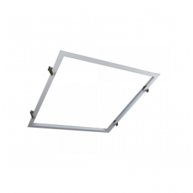 Perfil para empotrar Panel LED 60x60 Blanco