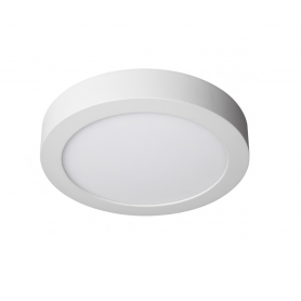 Plafón LED Superficie Circular 24W Ø300mm