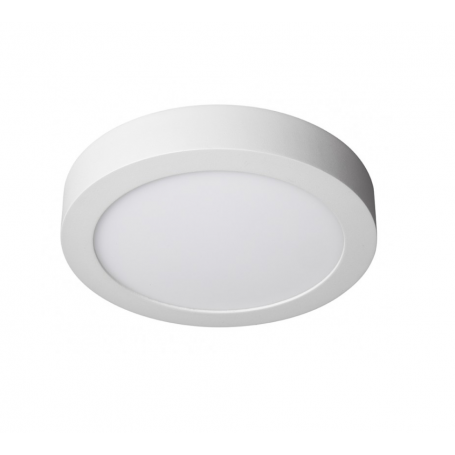 Plafón LED Superficie Circular 20W Ø225mm