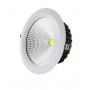 Foco Downlight LED COB ASMARA 40W Ø230mm