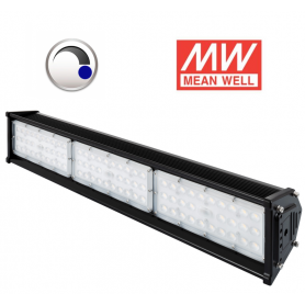 Campana Lineal Regulable SMD 150W LUMILEDS driver MEANWELL
