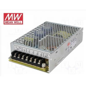 Fuente de alimentación para tiras LED 100W 12VDC Mean Well