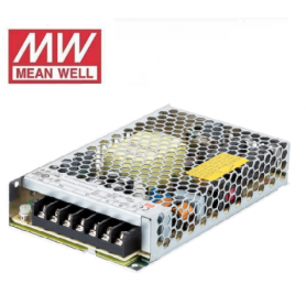 Fuente de alimentación para tiras LED 150W 12VDC Mean Well