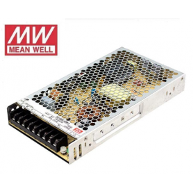 Fuente de alimentación para tiras LED 200W 12VDC Mean Well