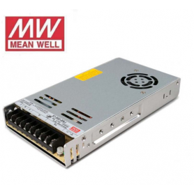 Fuente de alimentación para tiras LED 350W 24VDC Mean Well