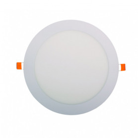 Downlight LED Panel Circular 20W Ø220mm, Industrialed