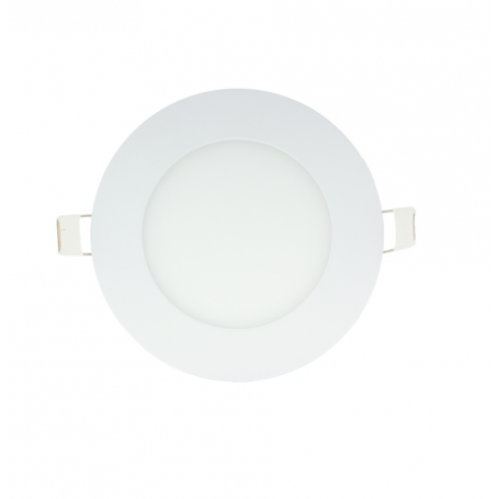 Downlight panel LED Circular 6W ADVANCE Ø120mm