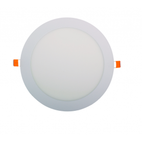 Downlight panel LED Circular 20W ADVANCE Ø240mm