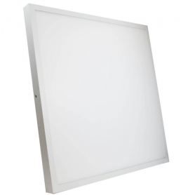 Panel LED 60X60 cm Marco Blanco  Superficie 48W
