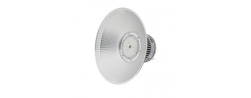 Campanas Industriales con LED integrado. 100w  150w 200w